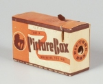 Picture Box camera. Picture Box Manufacturing Company, ca. 1950. George Eastman House.