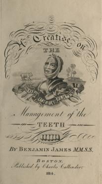 Benjamin James, 1814