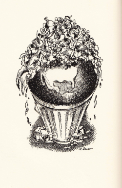 William E. Small, Third Pollution: The National Problem of Solid Waste Disposal (Praeger, 1971). Frontispiece.