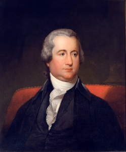 Portrait of Frederick Muhlenberg.  The Speaker's House