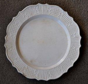 Plate.  The Speaker's House