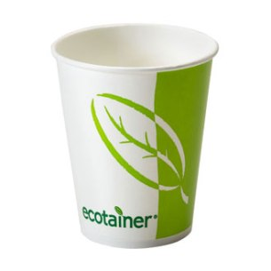 Biodegradable Cups, Disposable Cold Cups 12 ounce Compostable Cup, 2015. (Green Paper Products)