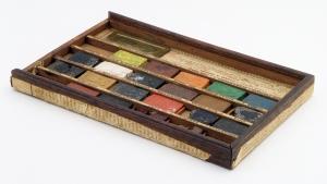 Box (Artist's Box). Creator George C. Osborne, ca. 1826 – 1860. Philadelphia, PA. Winterthur Museum, Garden & Library. 1965.1303A.