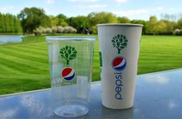 PepsiCo Recyclable and Compostable Foodservice Cups, 2011. (Greener Package)