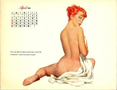 Image 10 vintage-calendar-1953-april
