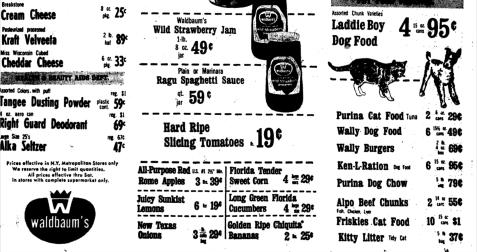 Image 5 Waldbaum's 1967 May 10 NYT
